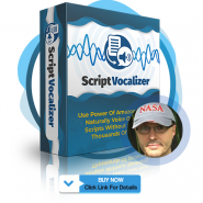 ScriptVocalizer – Generate Full Featured Voice Overs From Any Text
